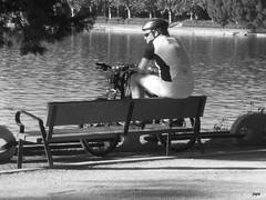 Bicicleta, Casa de Campo