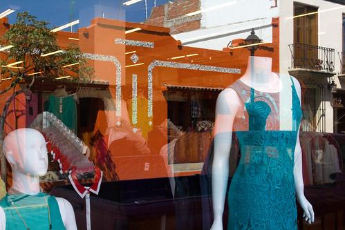 Street Scene,  Oaxaca, Mexico