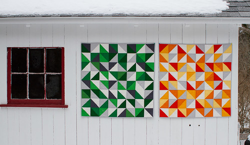 fraternal twin HST quilts