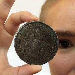 1643 English Civil War Declaration Pound