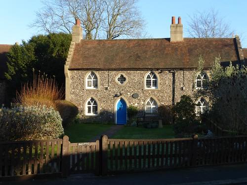 House, Monken Hadley (option c & d)