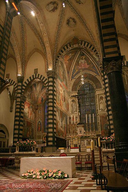 Interior del Duomo. © Paco Bellido, 2008