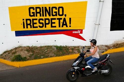 """Cuba califica sanción contra Venezuela como """"arbitraria y agresiva"""""""