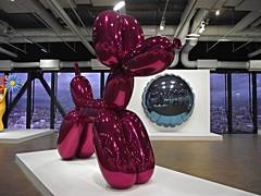 Jeff Koons Retrospective - Paris 2014
