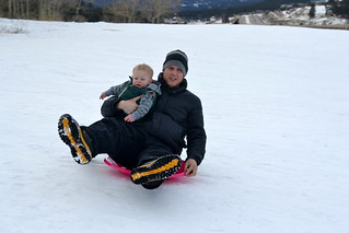 Rocky Mountain Sledding