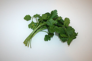 03 - Zutat Petersilie / Ingredient parsley