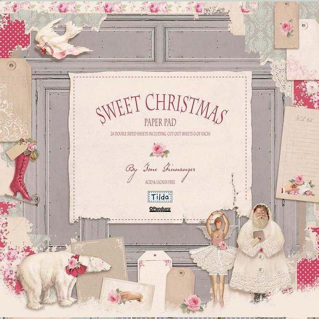 Tilda Sweet Christmas Autumn Winter 2013