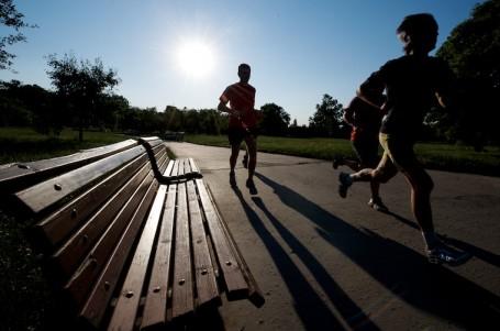 SLOUPEK: Óda na běžeckou závislost