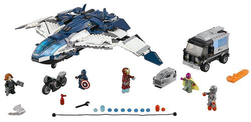 LEGO Marvel Super Heroes 76032