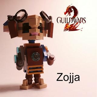 Zojja - Cubed