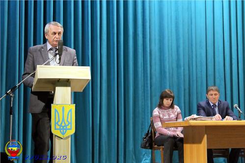 Конференция Светловодской городской организации Партии Пенсионеров Украины 28 января 2014 г. (15)