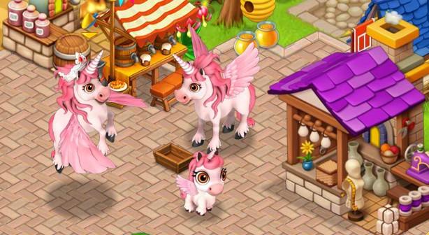Royal Story Ponies