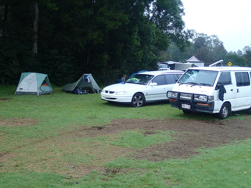 Kangaroo Valley and Bendeela Camping