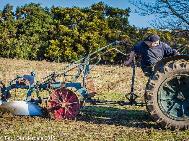Tractor Plough Ploughing Match Stock ... - shutterstock.com