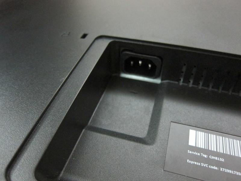 Dell UltraSharp 34 Curved Monitor (U3415W) - Power