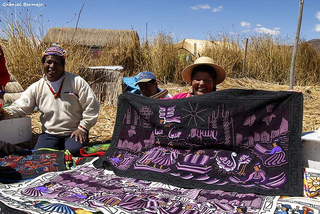 Comprame un tapiz - Perú