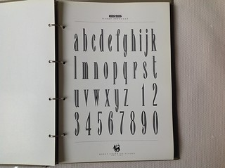 Waddy Typeface Vol. 2