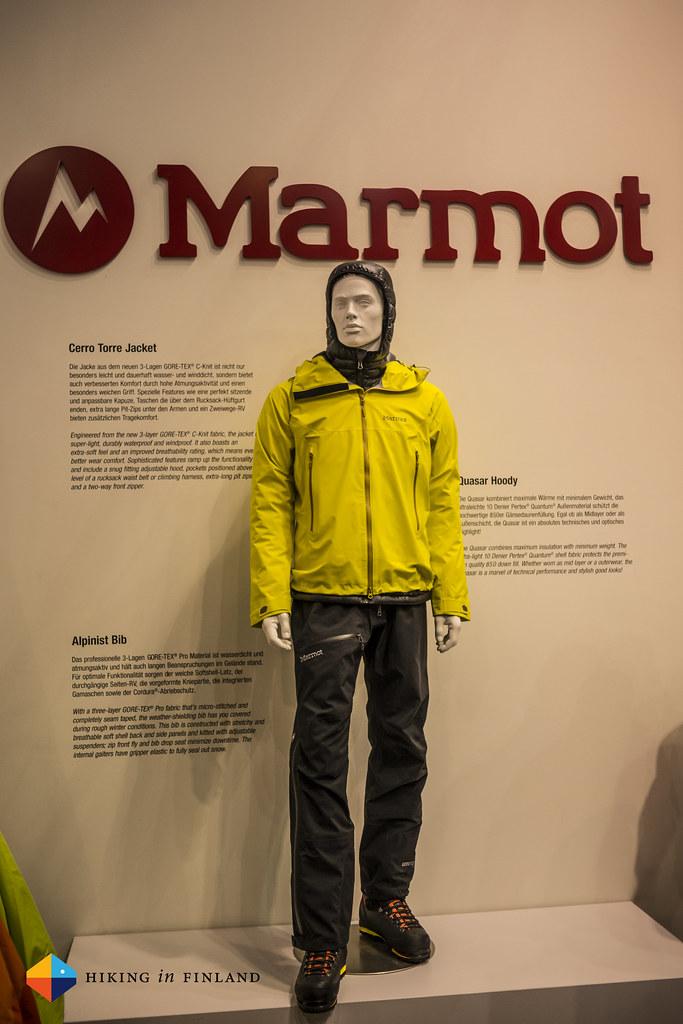 Marmot Cerro Torre Jacket, Quasar Hoody & Alpinist Bib