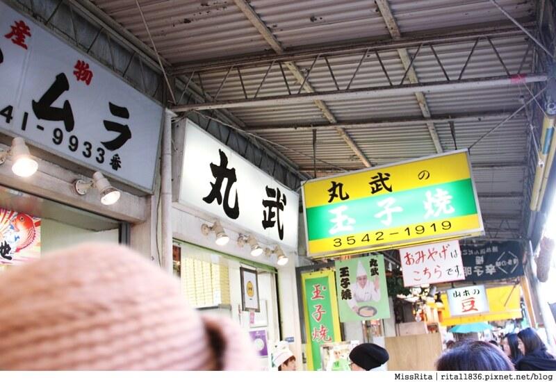 日本東京 築地市場 逛街 生魚片 丼飯 推薦美食13