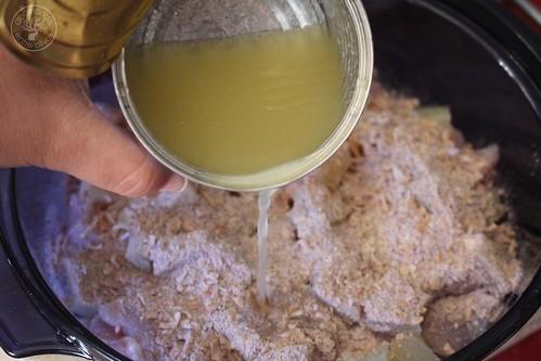 Pollo a la hawaiana  www.cocinandoentreolivos.com (7)