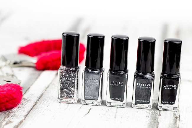 Fifty Shades of Grey Nagellack, Fifty Shades of Grey Nailpolish, grauer Nagellack, schwarzer Nagellack