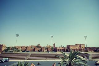 Ouarzazate - Kasbah Taourirt | Roland Krinner