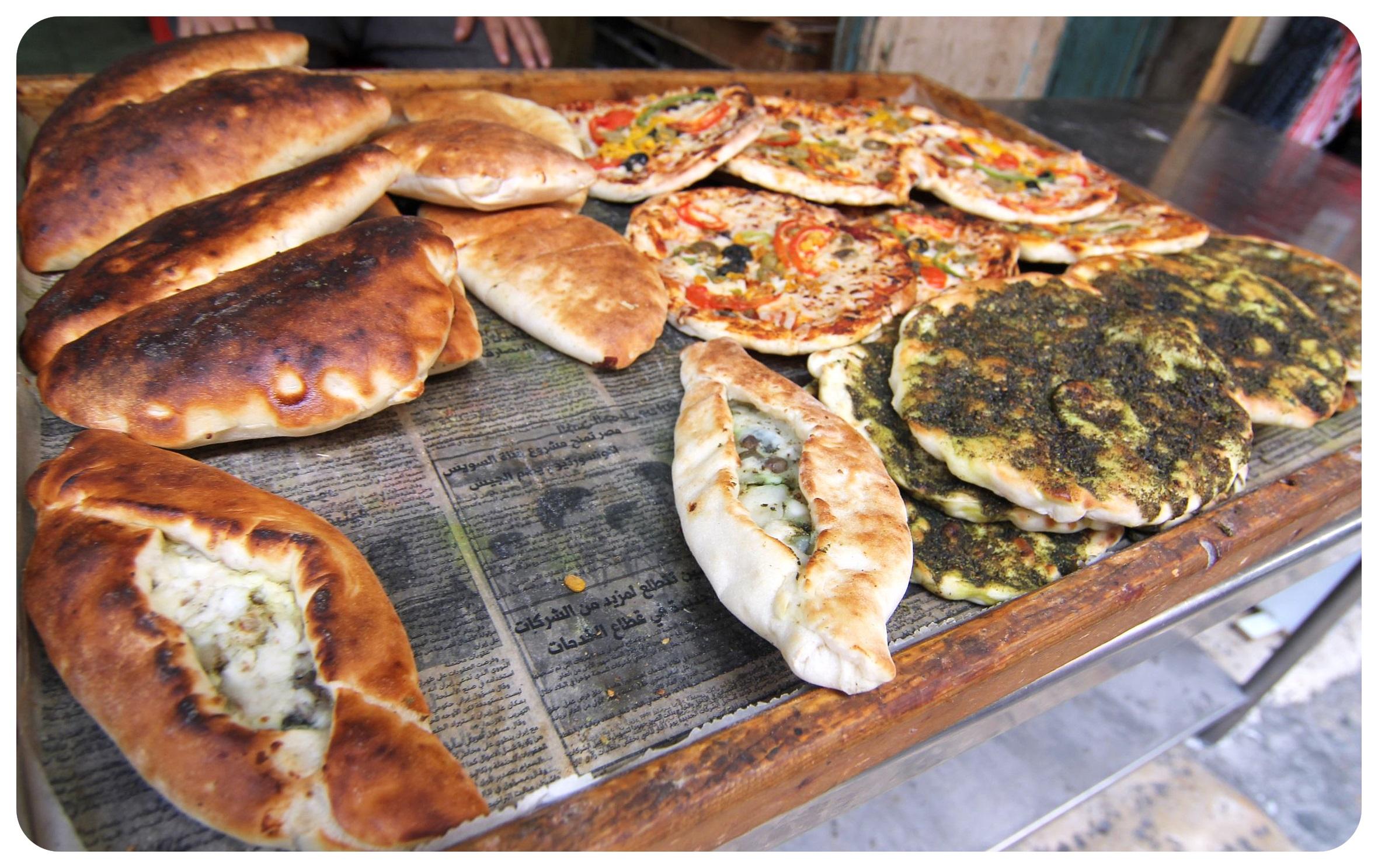 jerusalem bakery stand