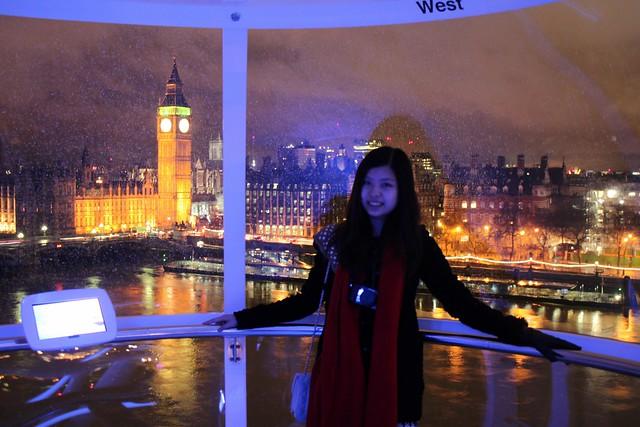 London eye-倫敦眼-大笨鐘-17度C英國隨拍 (59)