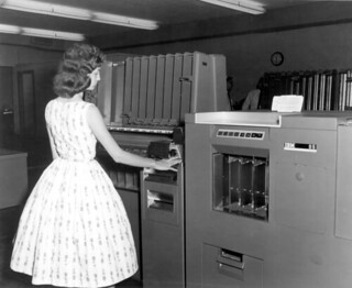 Southern Bell Telephone's mechanized accounting office - Orlando
