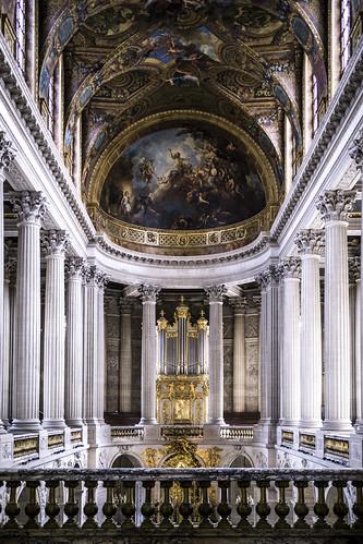 Versailles, Chapelle