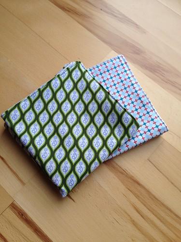 Endlich hübsche Taschentücher :)