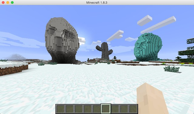 Ingame 3D models