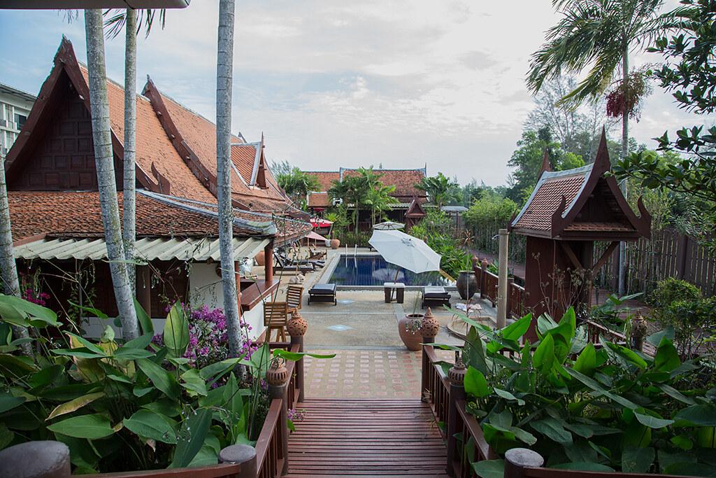 Seapines Villa Liberg, Naiyang Beach Thailand