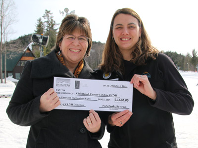 Pats Peak raises funds for Childhood Cancer Lifeline