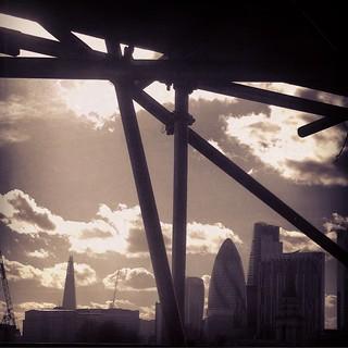 Scaffolding & skyline