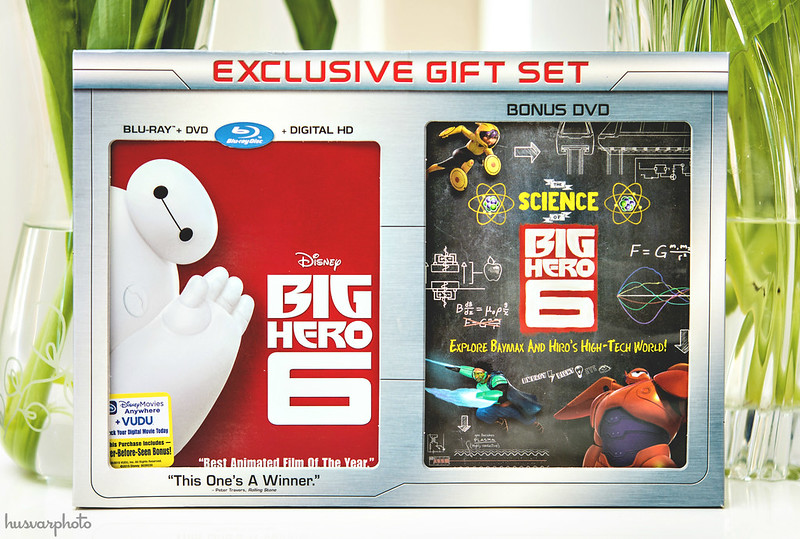 Big Hero 6 DVD release #BigHero6Release