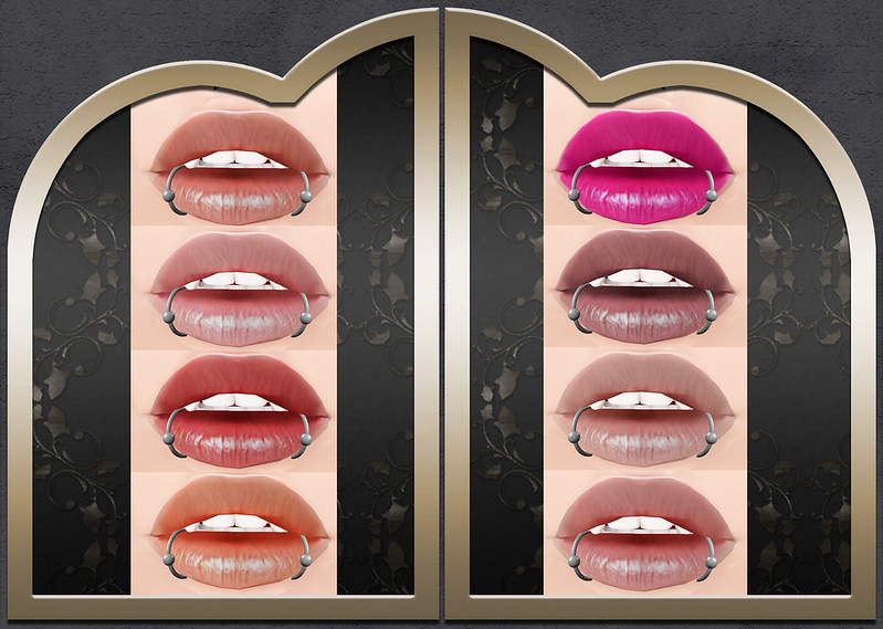 Glam Affair PXL lips Uber