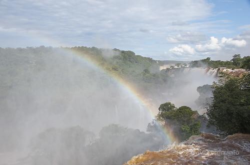 【写真】2015 世界一周 : イグアスの滝・アッパートレイル/2021-03-24/PICT7467