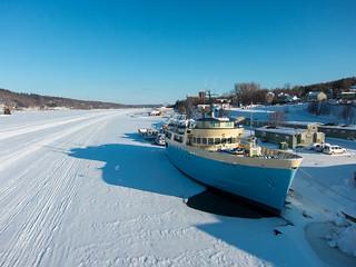 Isle Royale's Ranger III Ferry