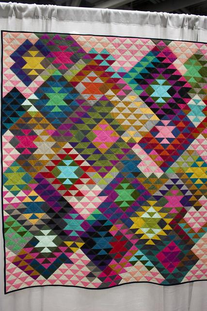 Half SquareTriangles by Tara Faughnan