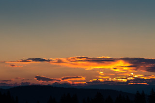 Smoldering Sunrise, February 28, 2015