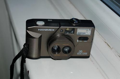 Hanimex 35 DL