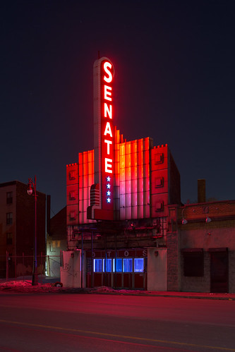 Senate Theater, Detroit