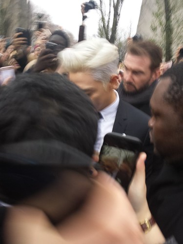 TOP - Dior Homme Fashion Show - 23jan2016 - sarahid90 - 09
