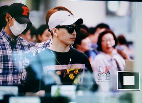 Big Bang - Incheon Airport - 05jun2016 - Urthesun - 01