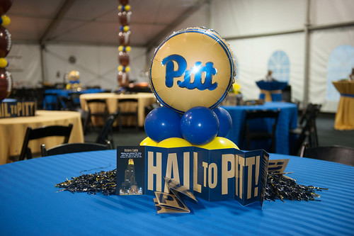 2016 - Homecoming: Pregame Tent and Tailgate Gallery