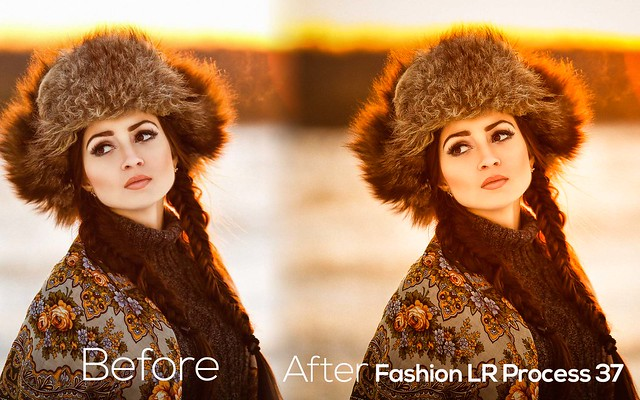 Fashion LR Presets 34