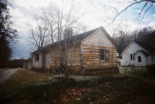 Monacan schoolhouse