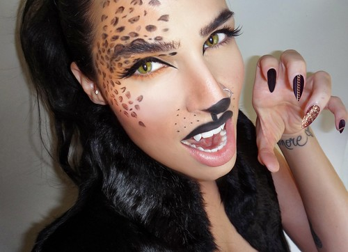 Makeup Design by Haley Osborne