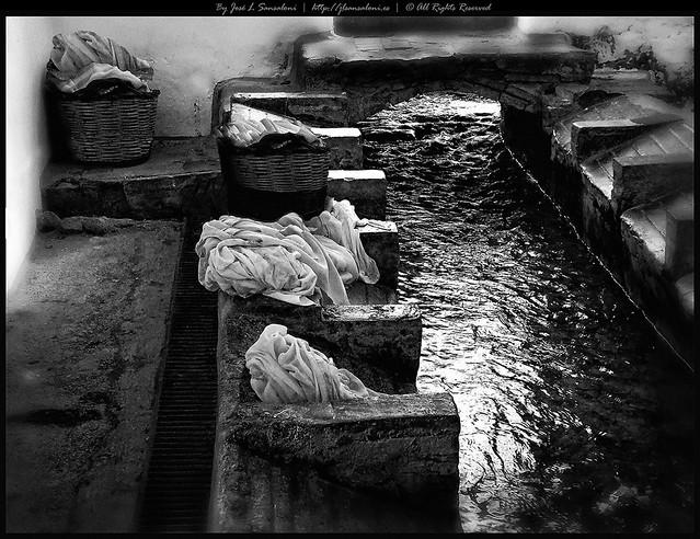Priego profundo - Lavadero